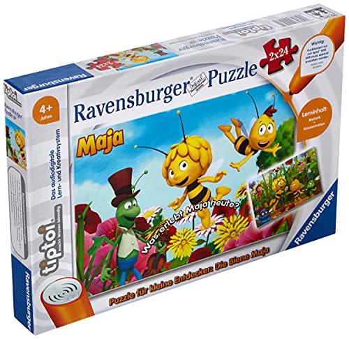 Ravensburger tiptoi Spiel 00047 Puzzle für kleine Entdecker: Die...