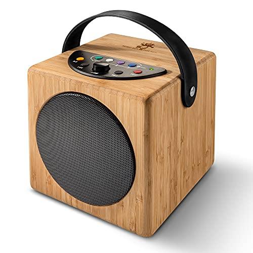 KidzAudio Badoo - der Mobile Kinder-Lautsprecher und MP3-Player aus...