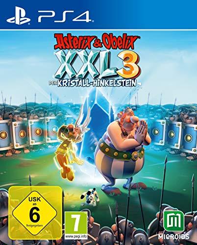 Asterix & Obelix XXL3 - Der Kristall-Hinkelstein - Standard-Edition -...