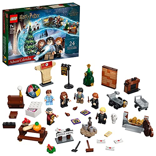 LEGO 76390 Harry Potter Adventskalender 2021 Spielzeugset,...