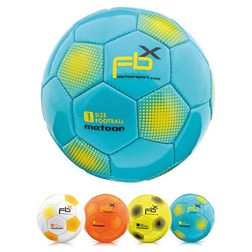 meteor Kinder Fußball Ball kleine Sportball Kleinkinder Freizeitball...