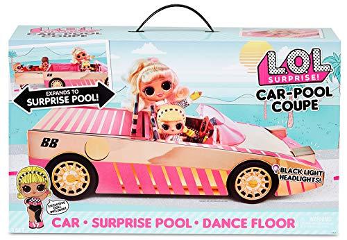 L.O.L. Surprise! 565222E7C Car-Pool-Coupé mit Exklusiver Puppe,...