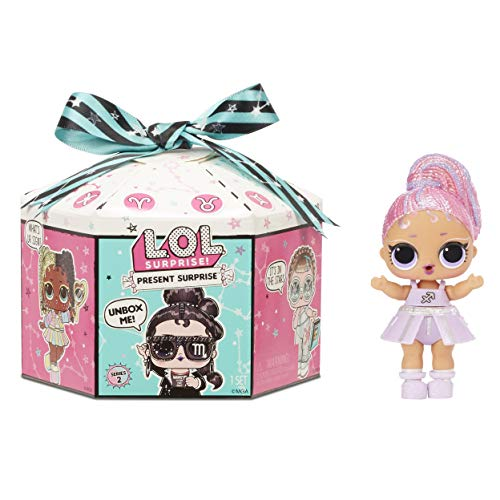 L.O.L. Surprise! 572824EUC Überraschungsgeschenk Serie 2 - 8...