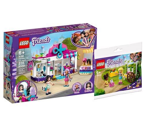 Collectix Lego Set - Friends Friseursalon von Heartlake City 41391 +...