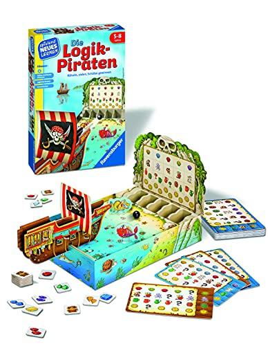 Ravensburger 24969 - Die Logik-Piraten - Spielen und Lernen für...