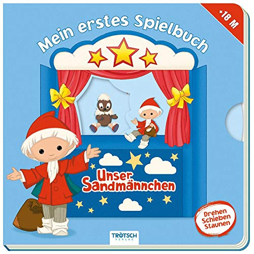 Trötsch Unser Sandmännchen Mein erstes Spielbuch: Entdeckerbuch...