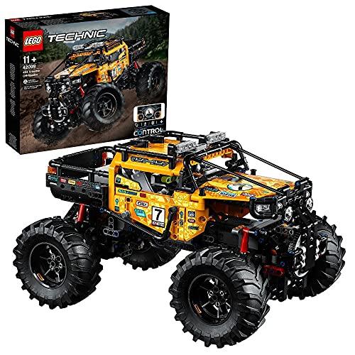LEGO Technic RC 4x4 Allrad Xtreme-Geländewagen