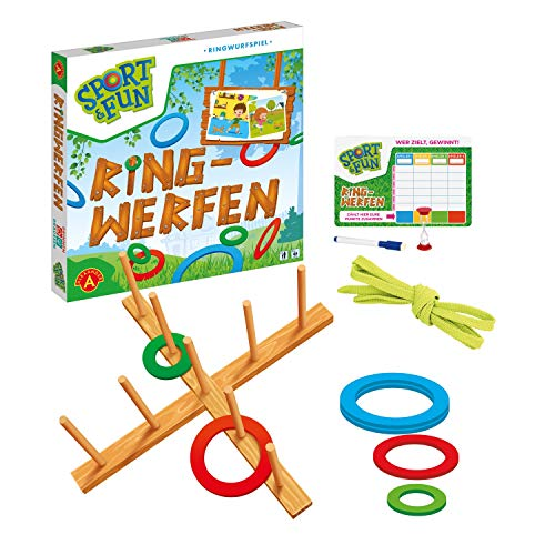 A Alexander 2444 Sport & Fun werfen, Wurfspiel Set mit...