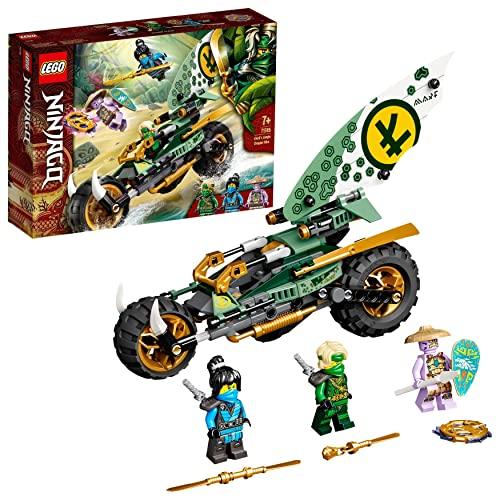 LEGO71745NINJAGOLloydsDschungel-BikeBauset,SpielzeugMotor...