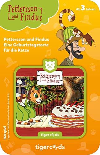 tigermedia 4142 tigercard-Pettersson und Findus-Folge 1: Eine...