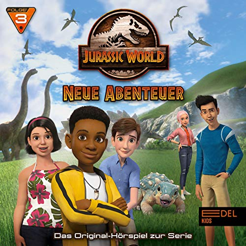 Eddies Geburtstag / Willkommen in Jurassic World. Das...