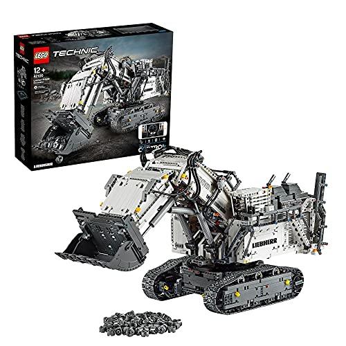 LEGO 42100 Technic Control+ Liebherr Bagger R9800, Ferngesteuerter...