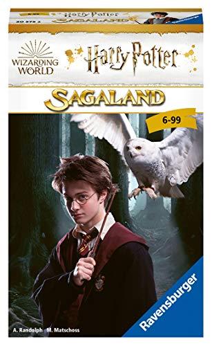 Ravensburger 20575 Harry Potter Sagaland Mitbringspiele, Mehrfarbig