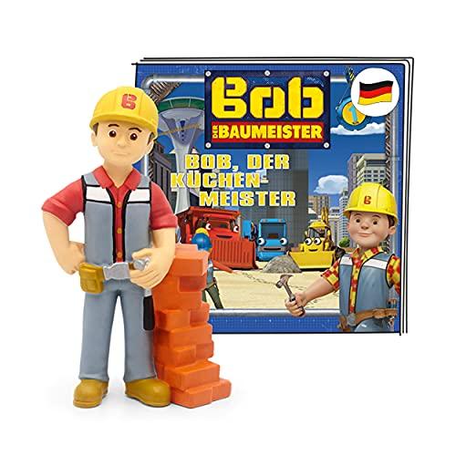 tonies Hörfigur für Toniebox, Bob der Baumeister – Bob der...
