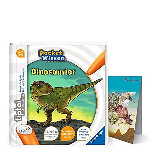 tiptoi Ravensburger Buch 4-7 Jahre   Pocket Wissen - Dinosaurier +...