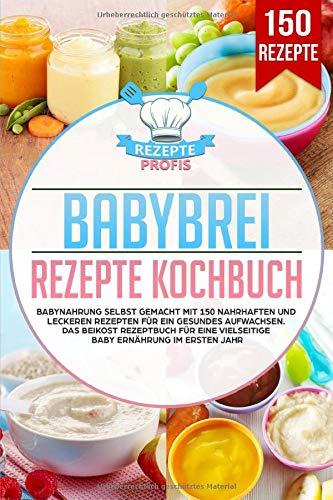 Rezeptebuch für Babybrei