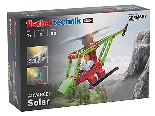 fischertechnik 544616 Advanced Solar Hubschrauber