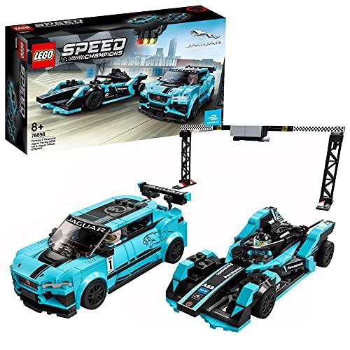 Lego 76898 Speed Champions Formula E Panasonic Jaguar Racing GEN2 car...