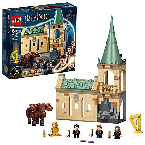 LEGO 76387 Harry Potter Hogwarts: Begegnung mit Fluffy Set, Spielzeug...