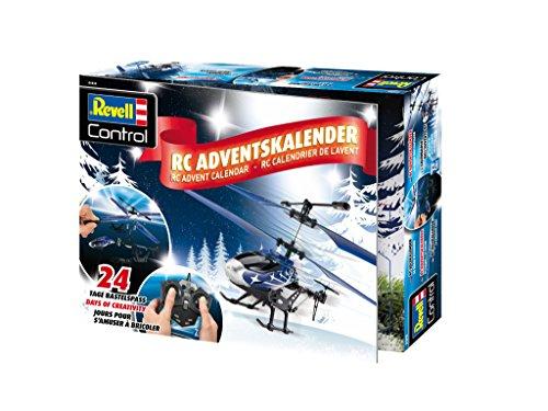 Revell Control 01015 RC Adventskalender Hubschrauber, ferngesteuerter...