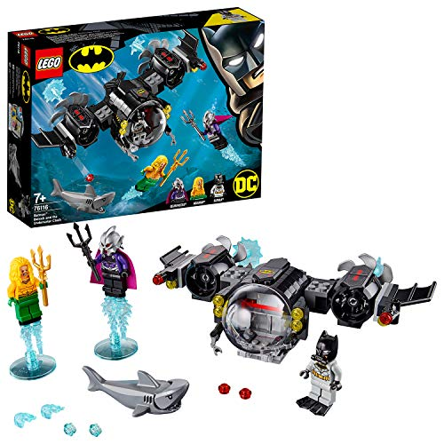 Lego 76116 Super Heroes Batman™ im Bat-U-Boot (Vom Hersteller Nicht...