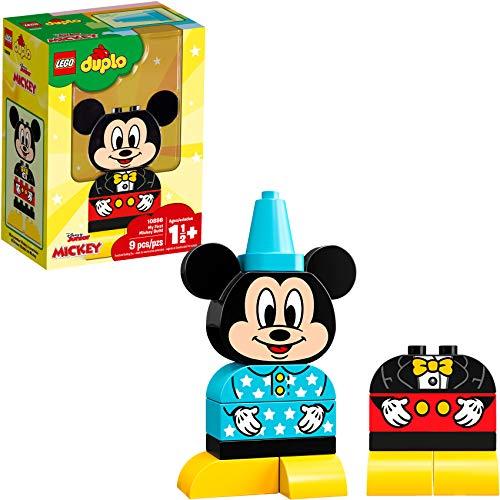 LEGO DUPLO Disney Juniors My First Mickey Build 10898 Building Bricks...