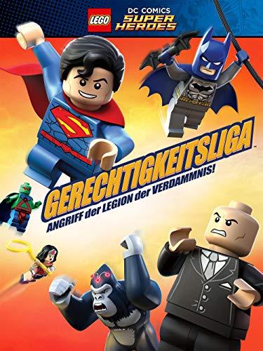 LEGO DC Super Heroes - Gerechtigkeitsliga: Angriff der Legion der...