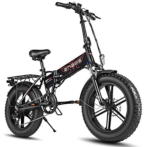 """Fafrees E-Bike """"750"""" W Fat Tire Mountainbike 20 Zoll E Bike..."""