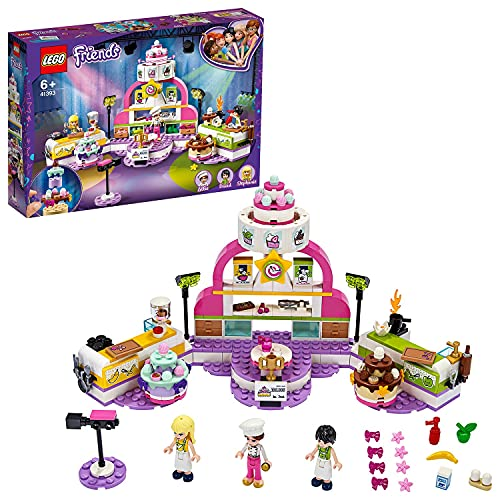 LEGO 41393 Friends Die große Backshow Konstruktionsspielzeug mit...