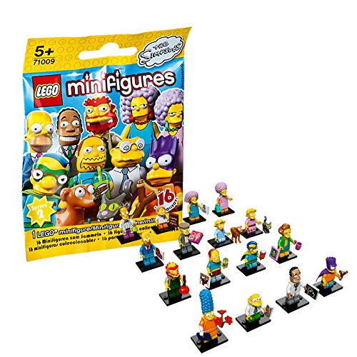 Simpsons Lego Minifiguren