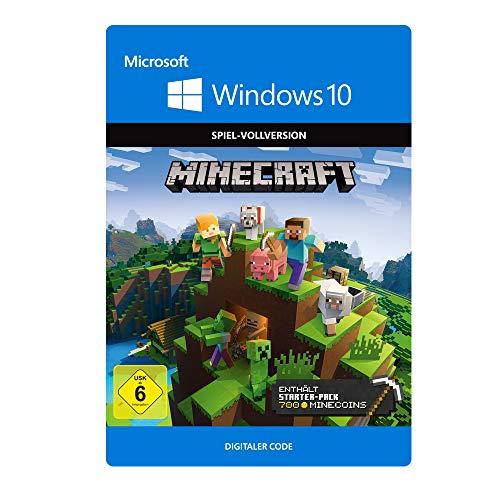 Minecraft Windows 10 Starter Collection   Windows 10 - Download Code