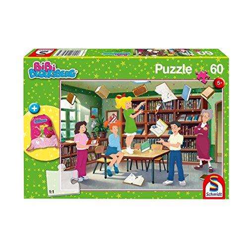 Schmidt Spiele 56263' Bibi Blocksberg Kinderpuzzle, 60 Teile