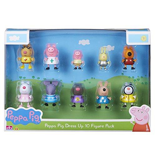 Peppa Pig 06668Verkleiden 10-stelliger Pack