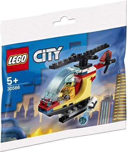 Lego® City 30566 - Feuerwehr Hubschrauber