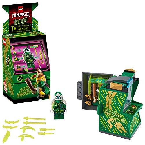 LEGO Ninjago 71716 - Lloyd Avatar - Arcade Pod grün - Neu 2020 (48 Teile)