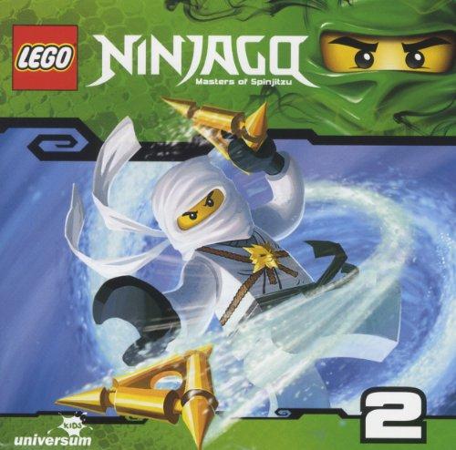 Lego Ninjago: Meister des Spinjitzu (CD 2)