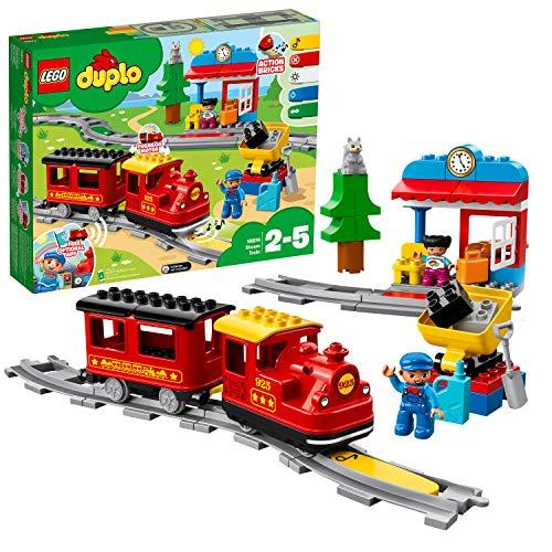 LEGO Duplo 10874 Dampfeisenbahn, Spielzeugeisenbahn