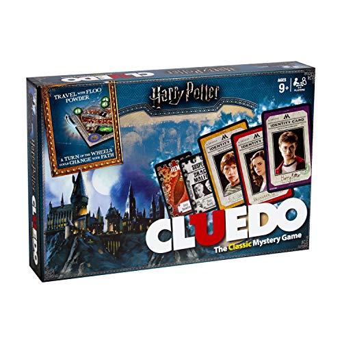 Winning Moves 029728 Harry Potter Cluedo Mystisches Brettspiel -...
