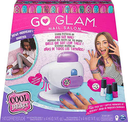 Cool Maker Go Glam 2 in 1 Nagel Salon