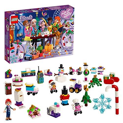 Lego Friends Lego 41382 Friends Adventskalender (Vom Hersteller Nicht...