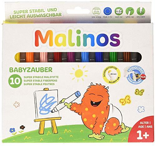 Malinos 300011 - Fasermaler - Babyzauber ab 1 Jahr