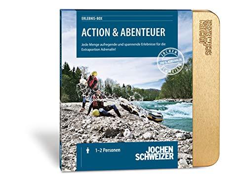 Jochen Schweizer Erlebnis-Box Action & Abenteuer, über 690 Erlebnisse...