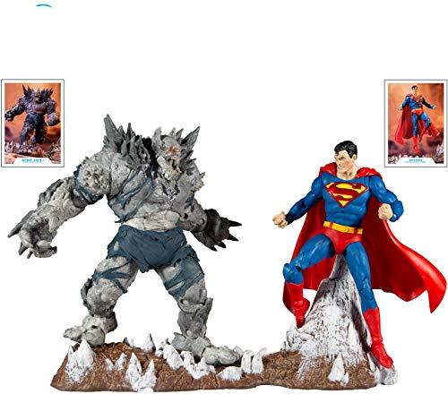 McFarlane Toys 15451-1 DC Collector Multipack Superman Vs Devastator,...