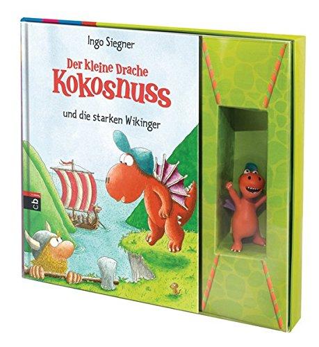 Der kleine Drache Kokosnuss - Die Geschenk-Box (Set): Buchset mit 3D...