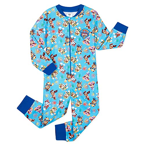 PAW PATROL Kinder Schlafanzug, Jumpsuit Onesie, Kostüm Skye Chase...