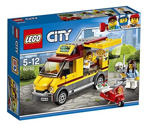 LEGO City 60150 - Pizzawagen