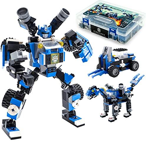 Transformatorenkrieg für Cybertron Deformiertes Auto Roboter...