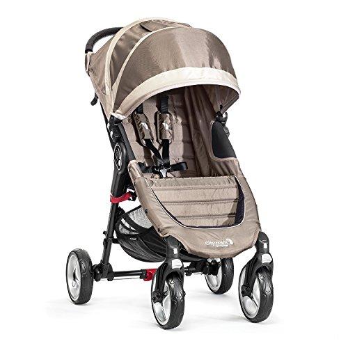 Baby Jogger City Mini-4-Rad-Kinderwagen, Single-Modell,...