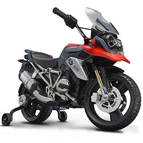ROLLPLAY Elektro-Motorrad, Mit Stützrädern, Für Kinder ab 3 Jahren,...