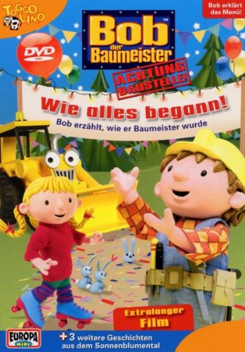 Bob, der Baumeister (Folge 20) - Wie alles begann